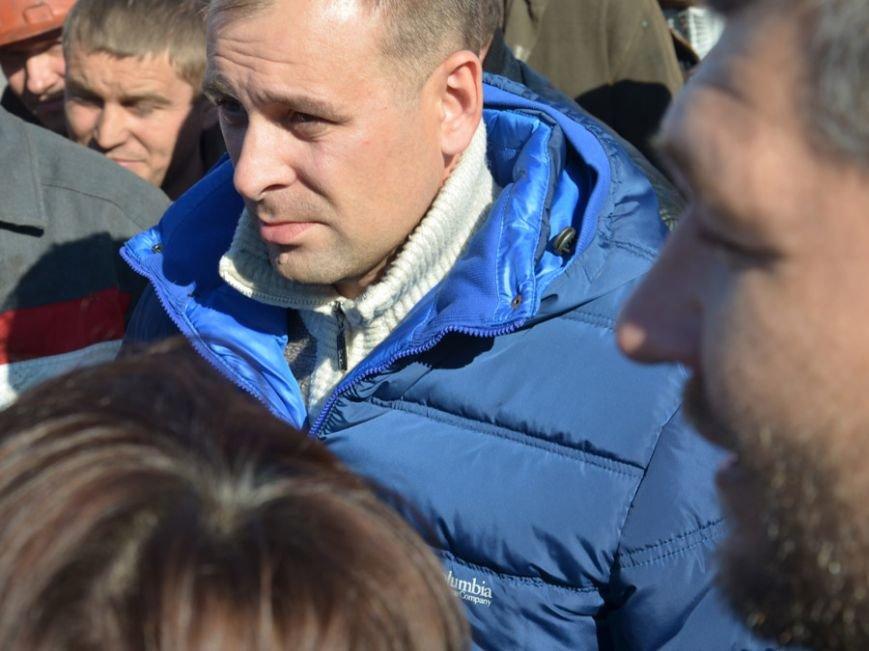Представители СБУ и прокуратуры приехали на «Краснолиманскую» для проверки документации (фото) - фото 1