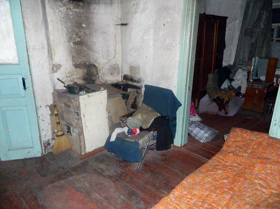 Под Мариуполем внук отравил кислотой свою бабушку (ФОТО) (фото) - фото 1