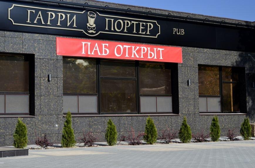 Гомельский паб «Гарри Портер» расширился: новый зал в стиле лофт совместил в себе кальянную и суши-бар, фото-1