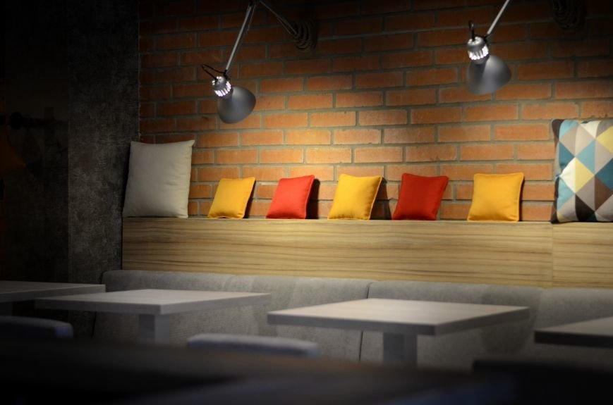 Гомельский паб «Гарри Портер» расширился: новый зал в стиле лофт совместил в себе кальянную и суши-бар, фото-14