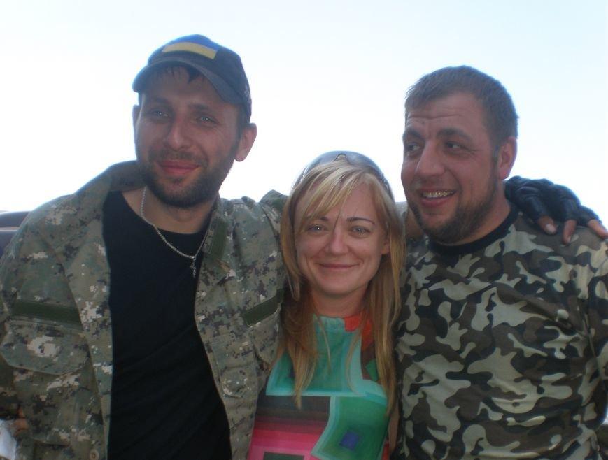 Анна Бенюк: «Я хочу повернути Полтаві статус духовної столиці України», фото-1