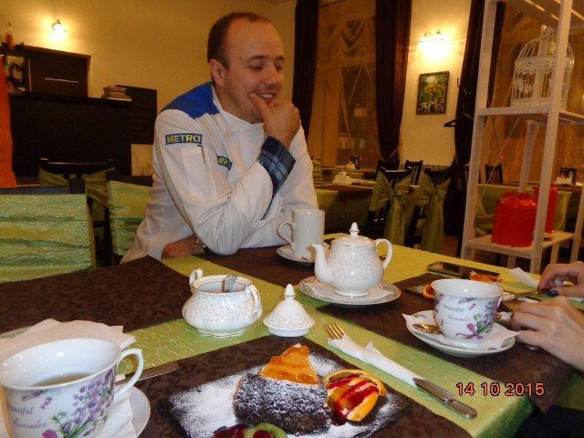 Сыктывкарец создал островок вкуса в столице Коми (фото) - фото 1