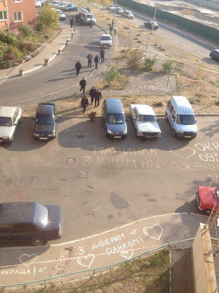 В Деснянском районе сапёры ищут бомбу в автомобиле (ФОТОФАКТ) (фото) - фото 1