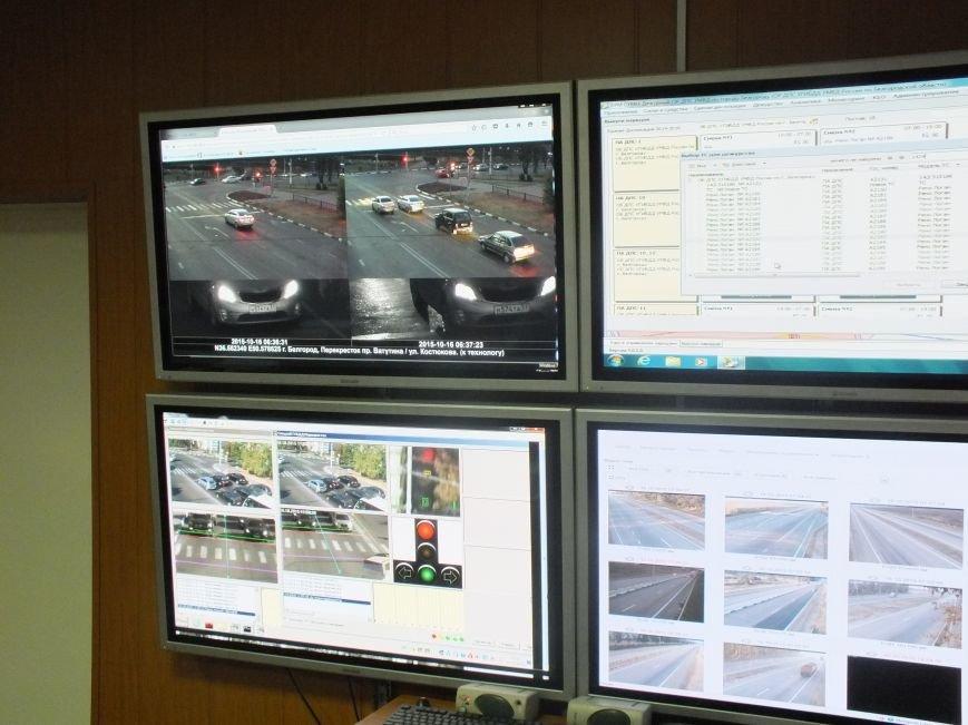 В Белгороде на одном из перекрёстков заработал комплекс видеофиксации нарушений «Спецлаб-Перекрёсток» (фото) - фото 2