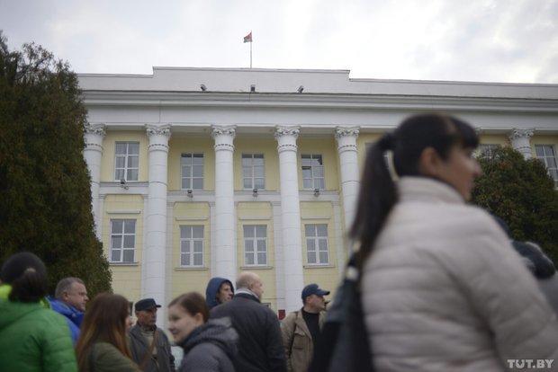 В Полоцке бастуют предприниматели. Переговоры с властями ни к чему не привели, фото-2