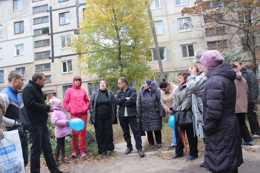 Сергей Коваленко занимается благоустройством днепродзержинских дворов, фото-2