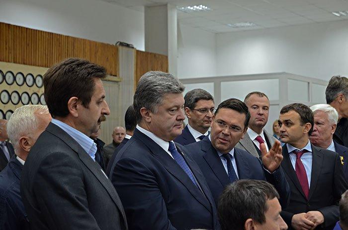 Президент Украины испытал в Николаеве морской военный агрегат (ФОТО+ВИДЕО), фото-5