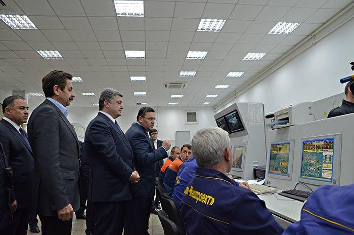 Президент Украины испытал в Николаеве морской военный агрегат (ФОТО+ВИДЕО), фото-4