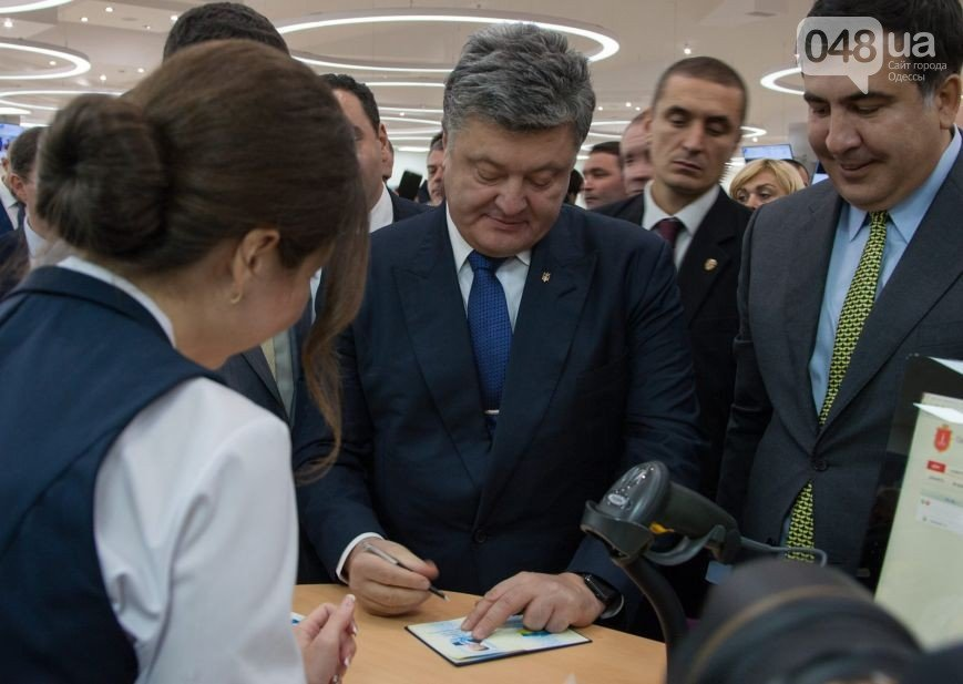 Порошенко в Одессе: Симптомы Европы и рецидивы Януковича (ФОТО, ВИДЕО) (фото) - фото 6