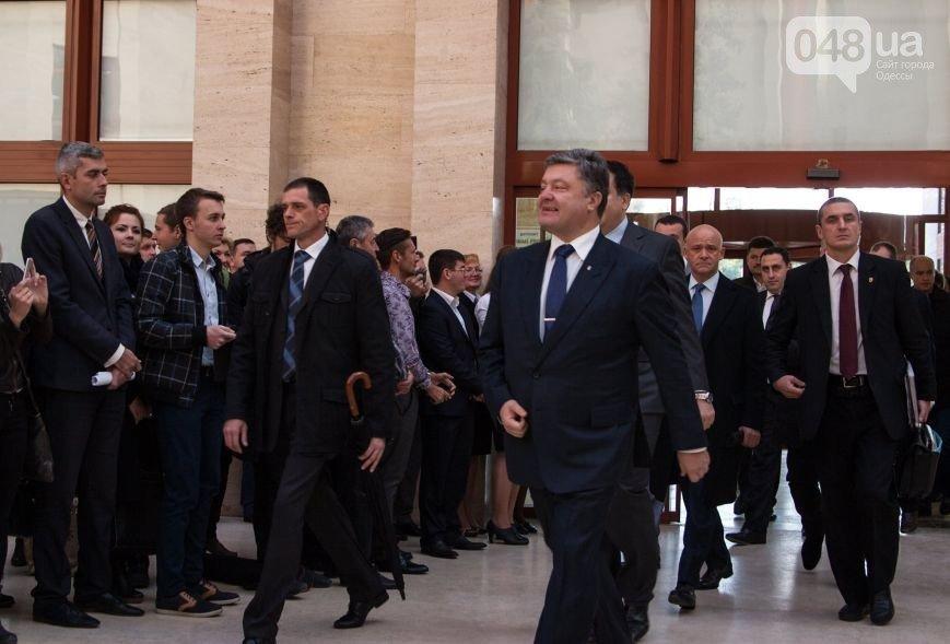 Порошенко в Одессе: Симптомы Европы и рецидивы Януковича (ФОТО, ВИДЕО) (фото) - фото 4