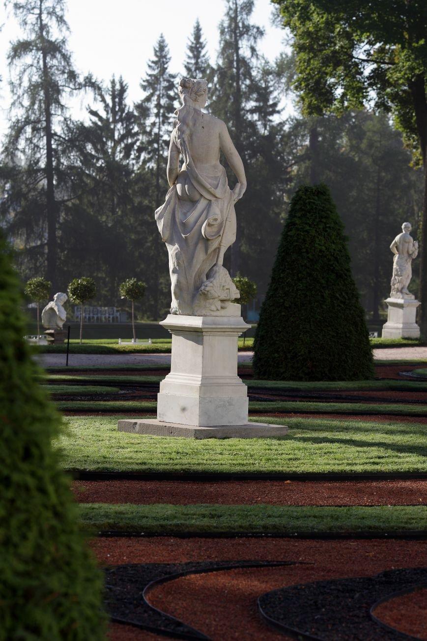 В Царском Селе включили в каталог коллекцию парковой венецианской скульптуры (фото) - фото 2