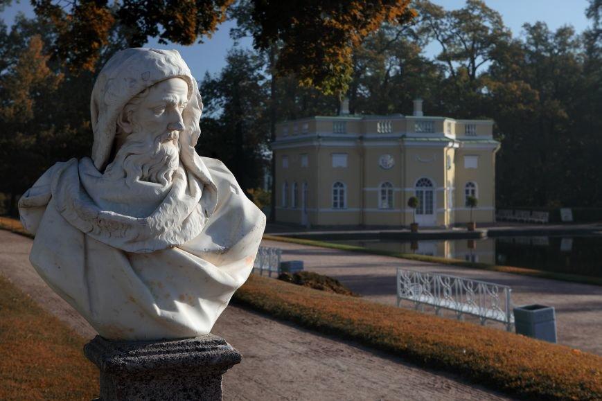 В Царском Селе включили в каталог коллекцию парковой венецианской скульптуры (фото) - фото 1
