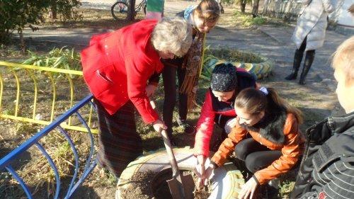 В Павлоградском районе дети неделю отмечали День защитника Украины (ФОТО), фото-3