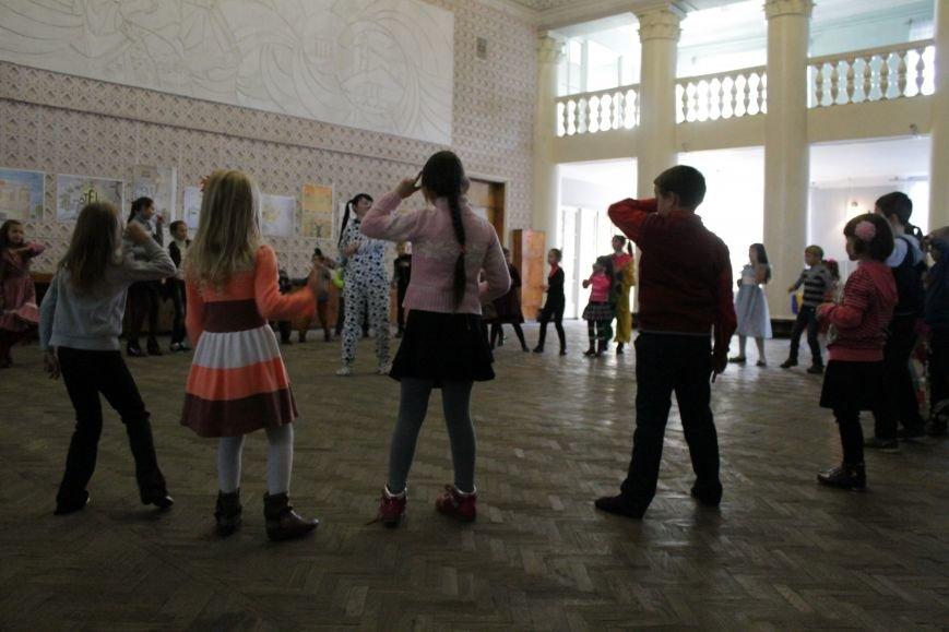 В ДК шахты «Добропольская» два дня проводили детские праздники (ФОТО), фото-3