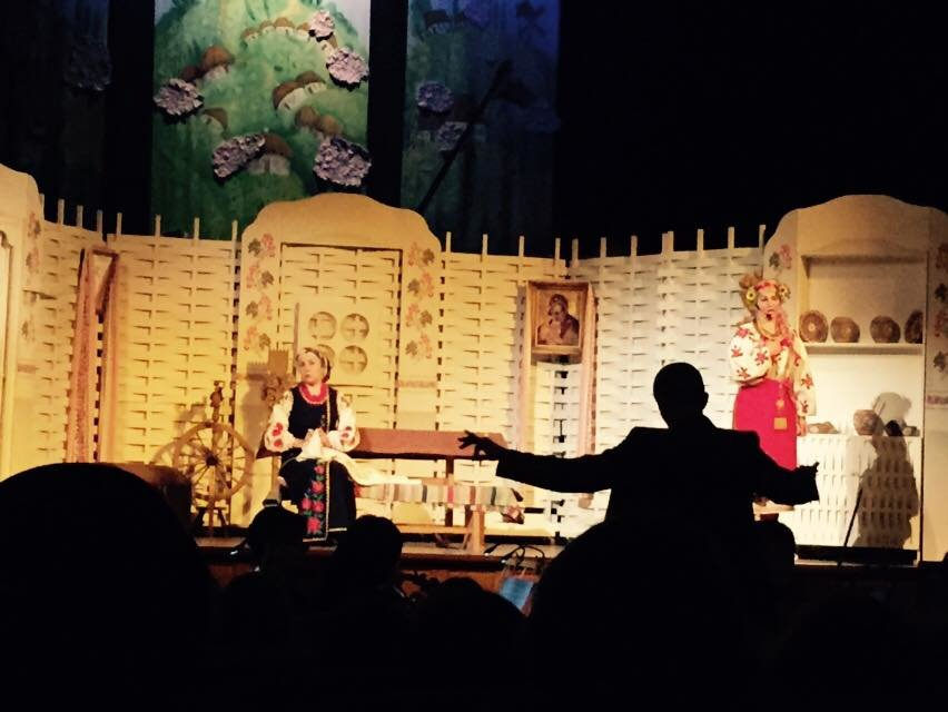Луганский областной академический музыкально-драматический театр показал премьеру «Наталки Полтавки» (ФОТО), фото-2