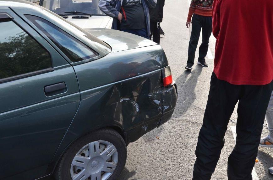 В Полтаві зіткнулися дві машини (ФОТОФАКТ), фото-3