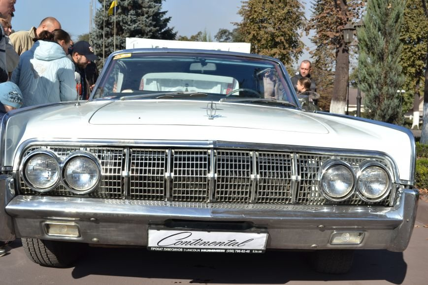 В Днепродзержинск съехались ретро-автомобили, фото-8