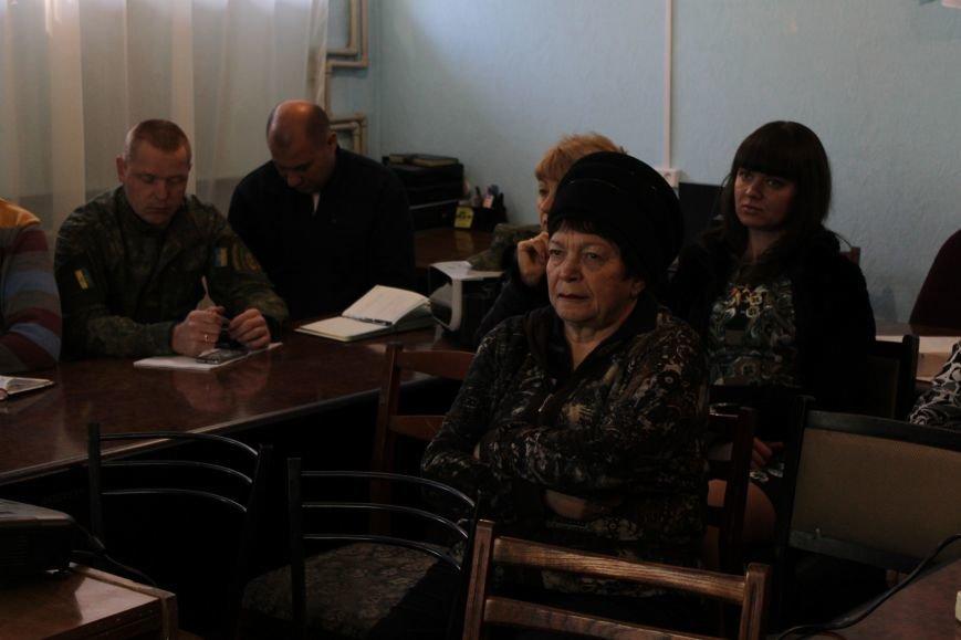 Добропольский Красный Крест рассказал про мины, фото-2
