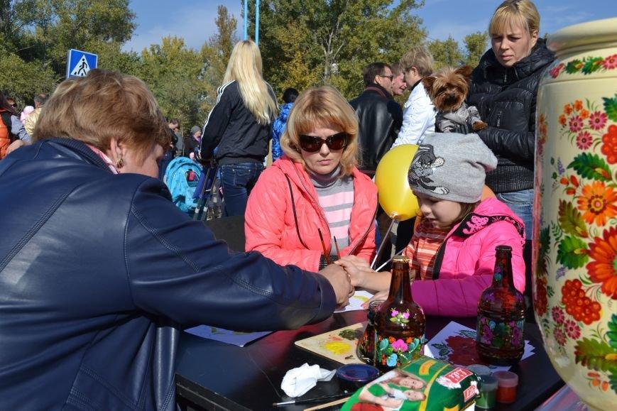 Днепродзержинцы приняли участие в зарыблении Днепра, фото-8