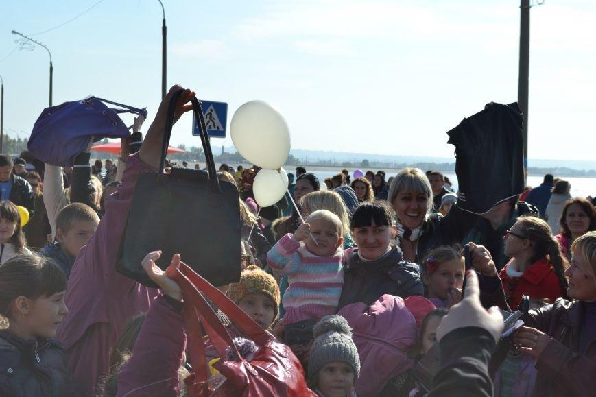 Днепродзержинцы приняли участие в зарыблении Днепра, фото-11