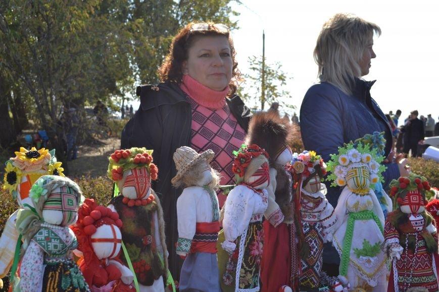 Днепродзержинцы приняли участие в зарыблении Днепра, фото-1