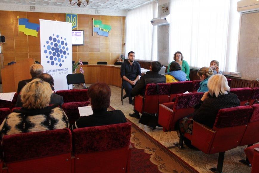 В Доброполье меморандум о честных выборах подписали всего 5 человек (ФОТО), фото-1