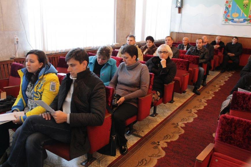 В Доброполье меморандум о честных выборах подписали всего 5 человек (ФОТО), фото-3