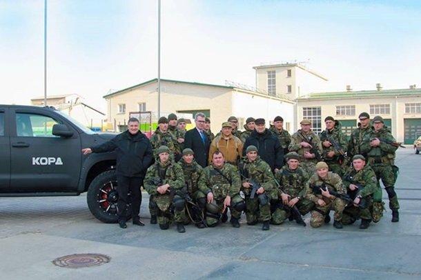 В Украине создадут новый спецназ: объявлен конкурсный набор (фото) - фото 1