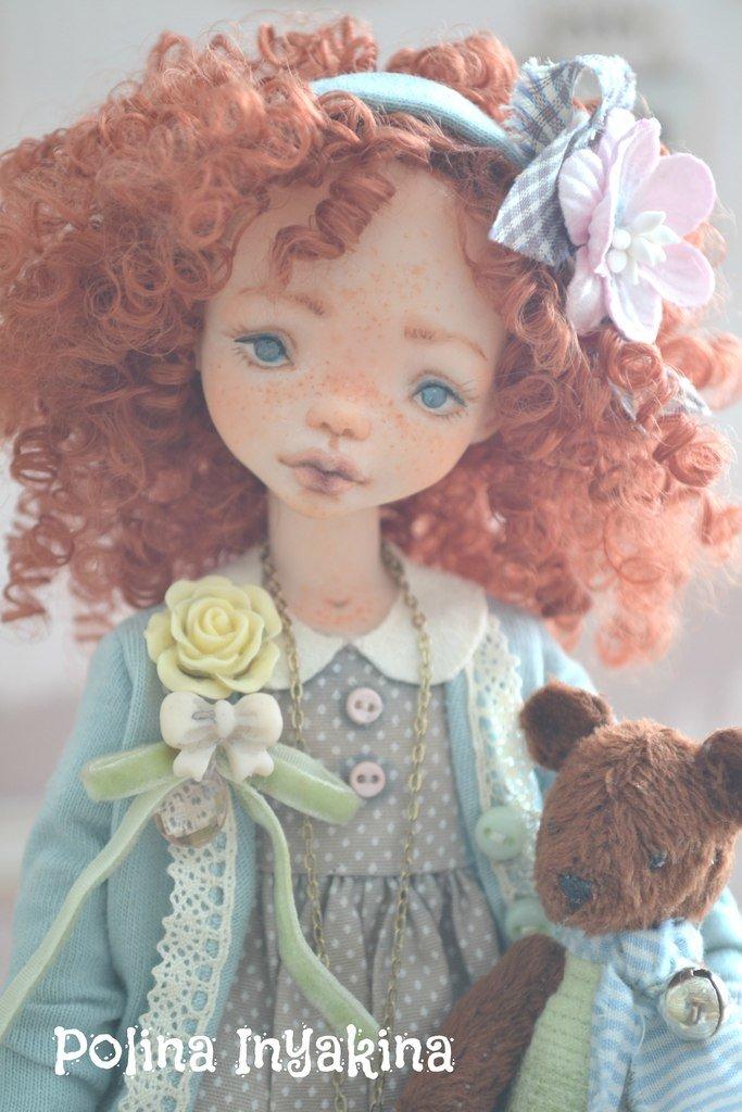 Сыктывкарка создает необыкновенных кукол (фото) - фото 4