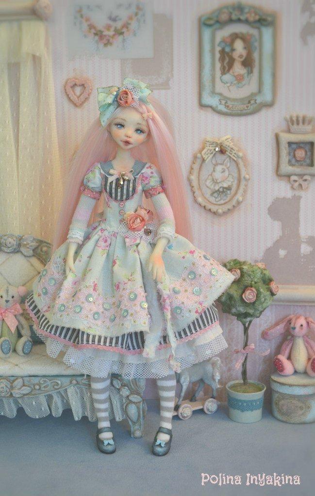 Сыктывкарка создает необыкновенных кукол (фото) - фото 5