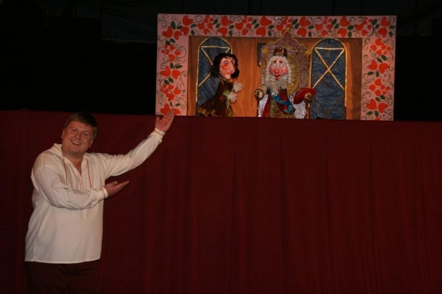 Черниговский театр кукол приглашает юных зрителей!, фото-1