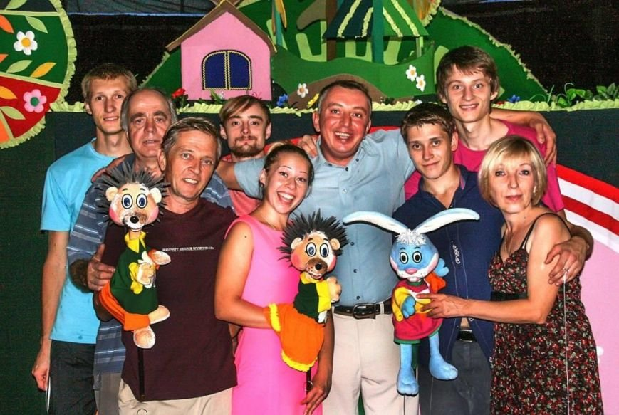 Черниговский театр кукол приглашает юных зрителей! (фото) - фото 4