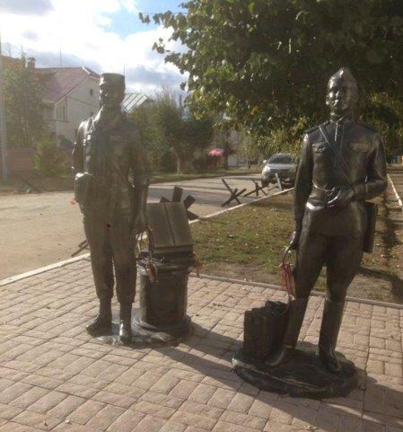 Новая скульптура появилась в Ульяновске (фото) - фото 1