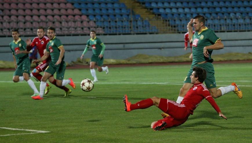 Мариупольцы обыграли в футбол тернопольчан (ФОТО), фото-1