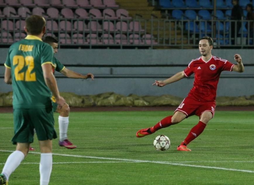 Мариупольцы обыграли в футбол тернопольчан (ФОТО), фото-4