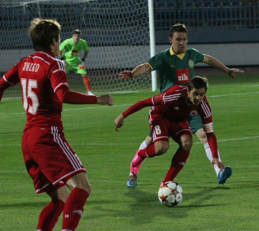Мариупольцы обыграли в футбол тернопольчан (ФОТО), фото-3
