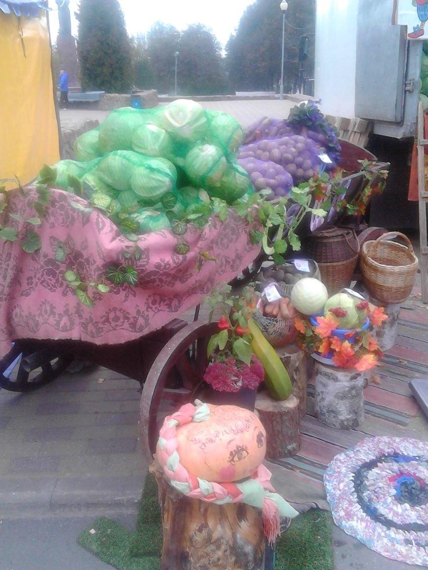 Фоторепортаж: В Полоцке прошла сельскохозяйственная ярмарка, фото-4