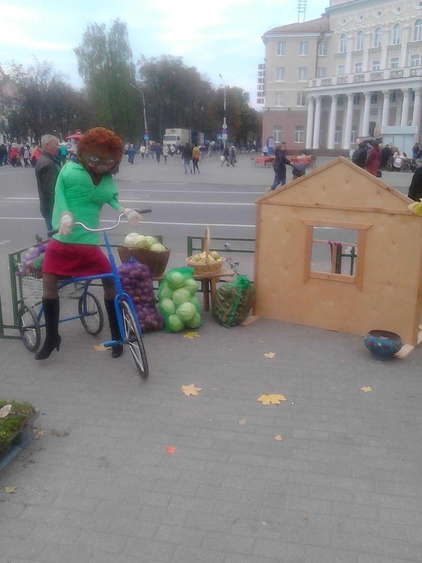 Фоторепортаж: В Полоцке прошла сельскохозяйственная ярмарка, фото-8