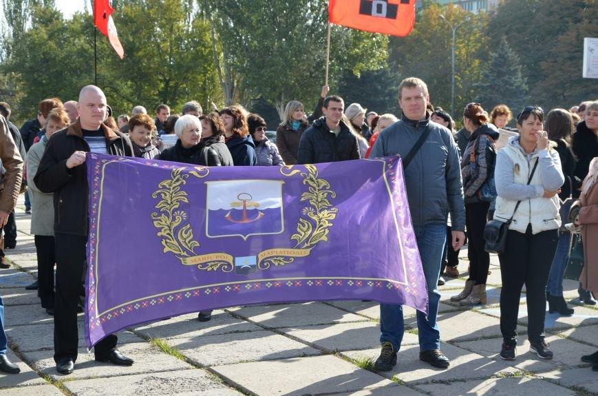 В Мариуполе состоялся массовый политический митинг. Демократические силы боролись с регионалами (ФОТОРЕПОРТАЖ+ВИДЕО), фото-9