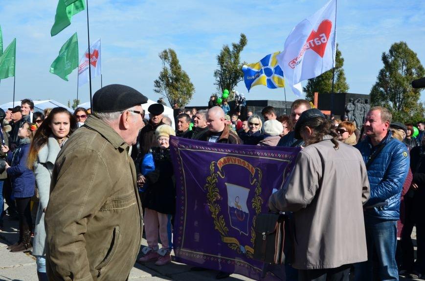 В Мариуполе состоялся массовый политический митинг. Демократические силы боролись с регионалами (ФОТОРЕПОРТАЖ+ВИДЕО), фото-42