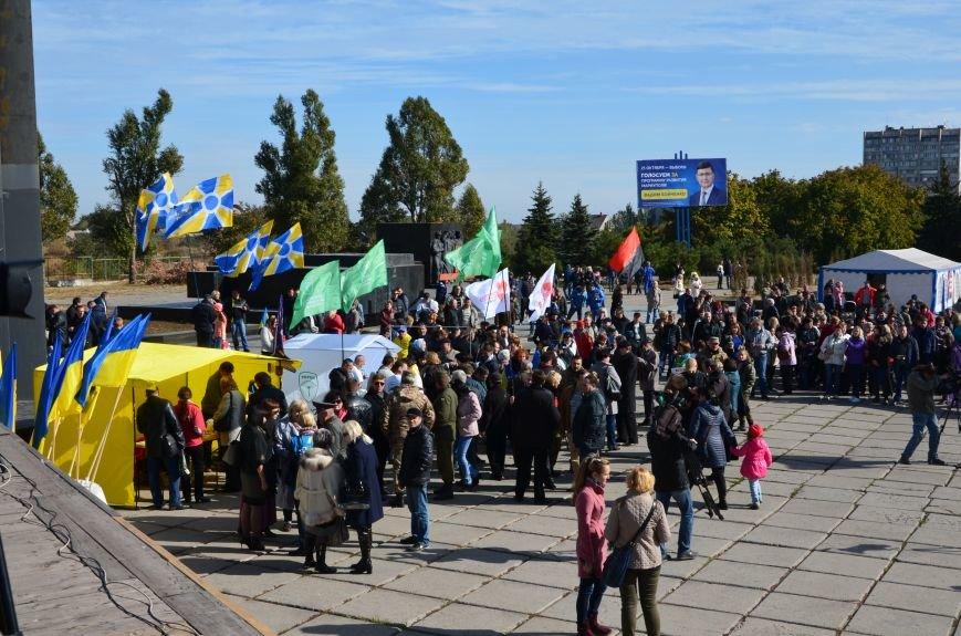 В Мариуполе состоялся массовый политический митинг. Демократические силы боролись с регионалами (ФОТОРЕПОРТАЖ+ВИДЕО), фото-18