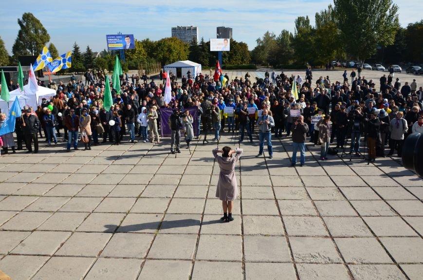 В Мариуполе состоялся массовый политический митинг. Демократические силы боролись с регионалами (ФОТОРЕПОРТАЖ+ВИДЕО), фото-37