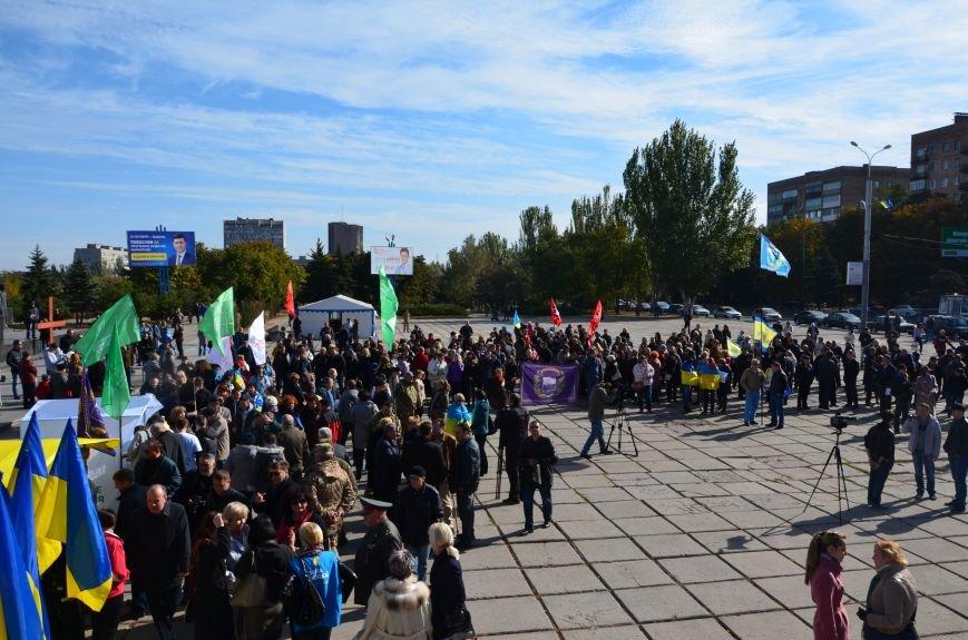 В Мариуполе состоялся массовый политический митинг. Демократические силы боролись с регионалами (ФОТОРЕПОРТАЖ+ВИДЕО), фото-16