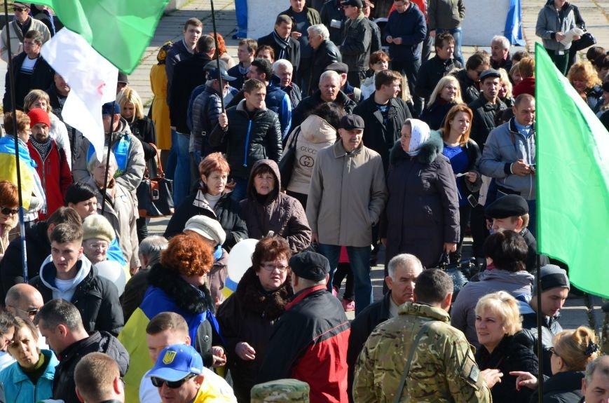 В Мариуполе состоялся массовый политический митинг. Демократические силы боролись с регионалами (ФОТОРЕПОРТАЖ+ВИДЕО), фото-21