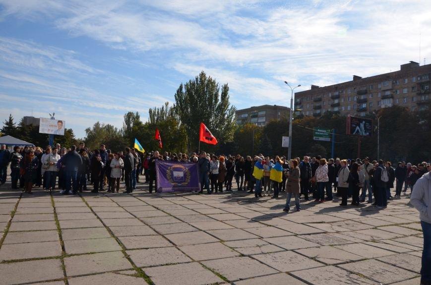 В Мариуполе состоялся массовый политический митинг. Демократические силы боролись с регионалами (ФОТОРЕПОРТАЖ+ВИДЕО), фото-10