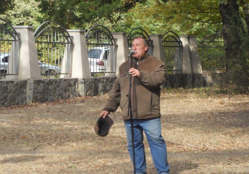 У Полтаві посадили Іменну Алею (ФОТО) (фото) - фото 2