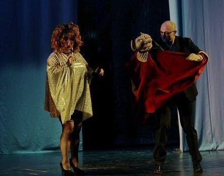 Артисты кукольных театров попрощались с  Сыктывкаром, фото-1