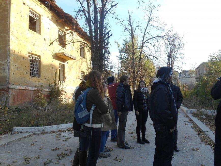 Слов'янськ прийняв молодих гостей з інших регіонів (фото) - фото 5
