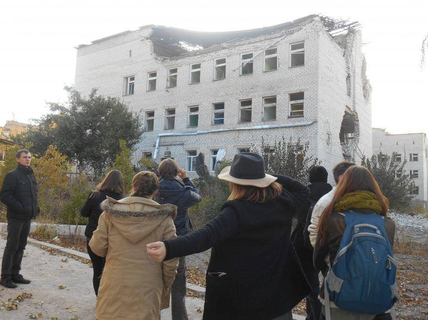 Слов'янськ прийняв молодих гостей з інших регіонів (фото) - фото 4