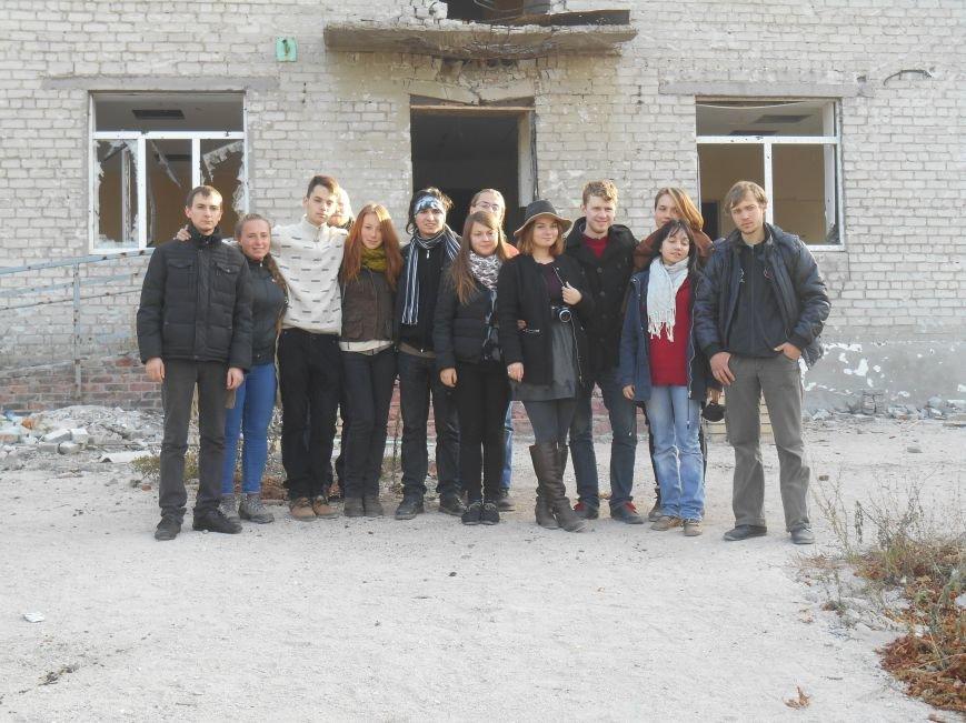 Слов'янськ прийняв молодих гостей з інших регіонів (фото) - фото 1